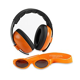 Baby Banz Size 0-2 Years earBanZ Hearing Protection with Sunglasses