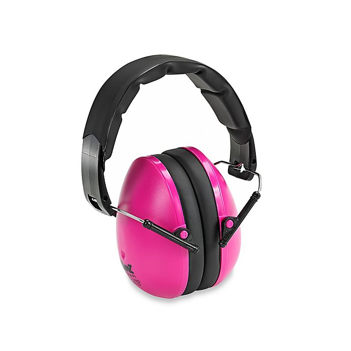 Alternate image 1 for Baby BanZ EarBanZ Kids Hearing Protection Headphones in Magenta