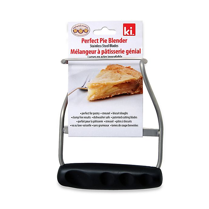 Alternate image 1 for Kitchen Innovations Perfect Pie Blender in Black