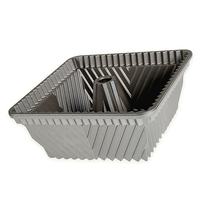 Nordic Ware 174 Squared Bundt Pan Bed Bath And Beyond Canada