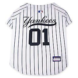 MLB New York Yankees Dog Jersey