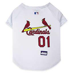 MLB St. Louis Cardinals Dog Jersey