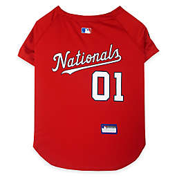 MLB Washington Nationals Dog Jersey