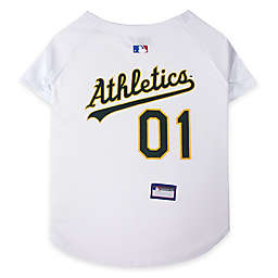 MLB Oakland Athletics Dog Jersey