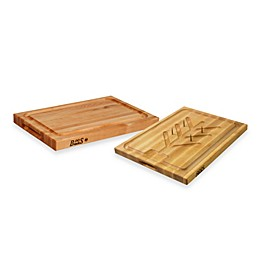 John Boos Reversible Cutting Board with Groove