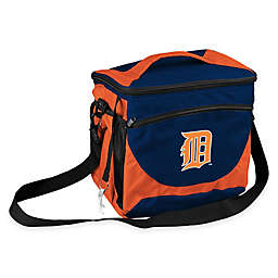 MLB Detroit Tigers 24 Can Cooler