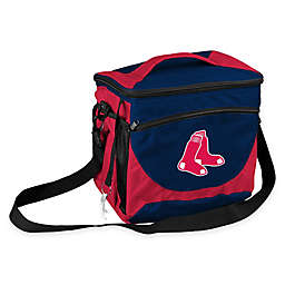 MLB Boston Red Sox 24-Can Cooler Bag in Red/Navy