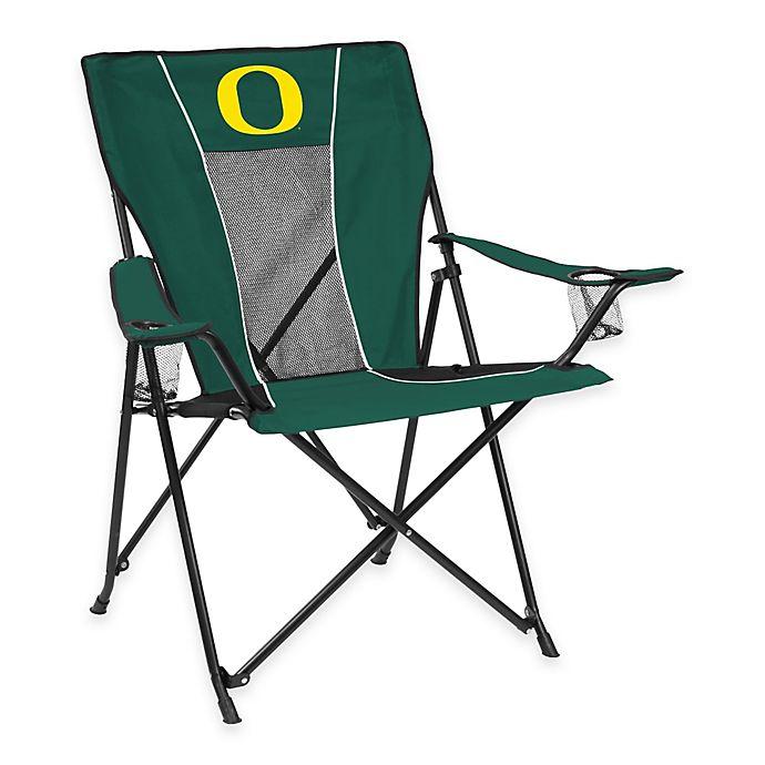 Alternate image 1 for NCAA University of Oregon Folding GameTime Chair