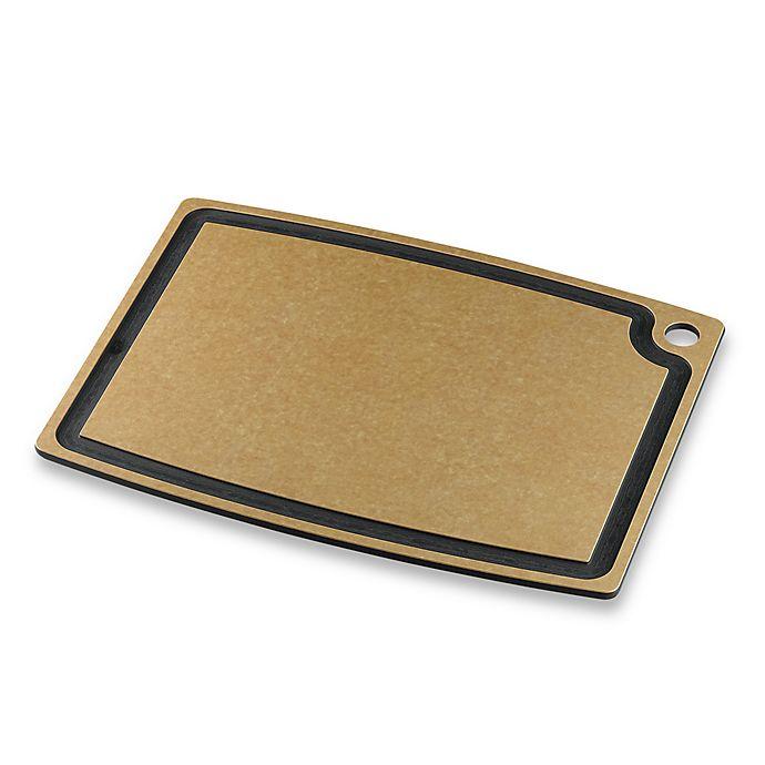 Alternate image 1 for Epicurean® Natural/Slate 19 1/2-Inch x 15-Inch Cutting Board