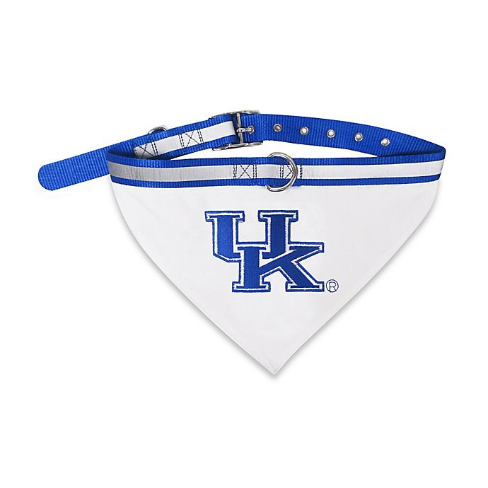 Alternate image 1 for University of Kentucky Large Dog Collar Bandana