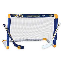 NHL Nashville Predators Mini Hockey Set