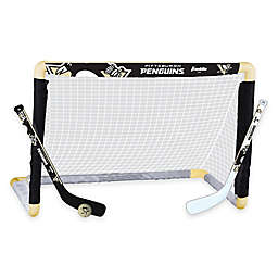 NHL Pittsburgh Penguins Mini Hockey Set