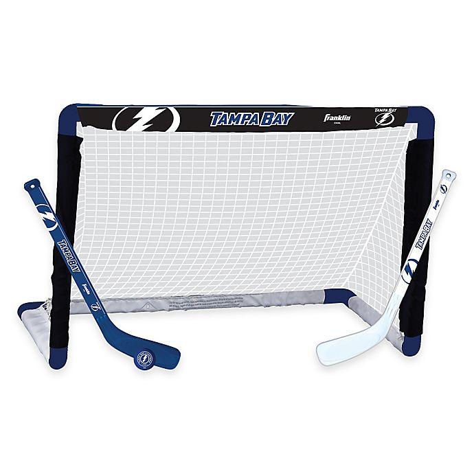 Alternate image 1 for NHL Tampa Bay Lightning Mini Hockey Set