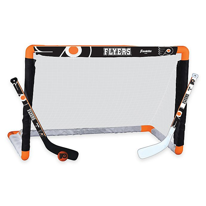 Alternate image 1 for NHL Philadelphia Flyers Mini Hockey Set