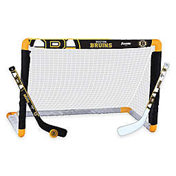 NHL Boston Bruins Mini Hockey Set