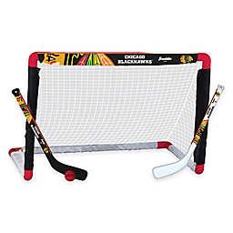 NHL Chicago Blackhawks Mini Hockey Set