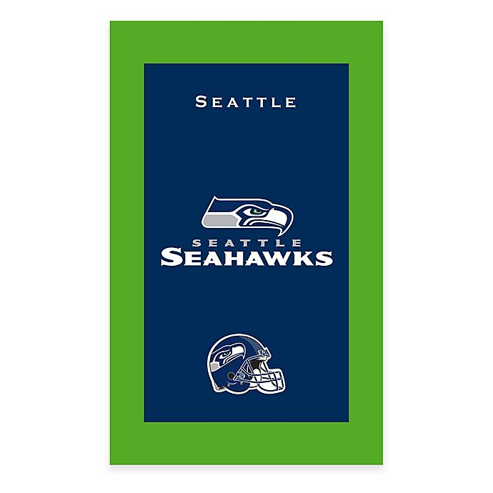 Alternate image 1 for NFL Seattle Seahawks Bowling Towel