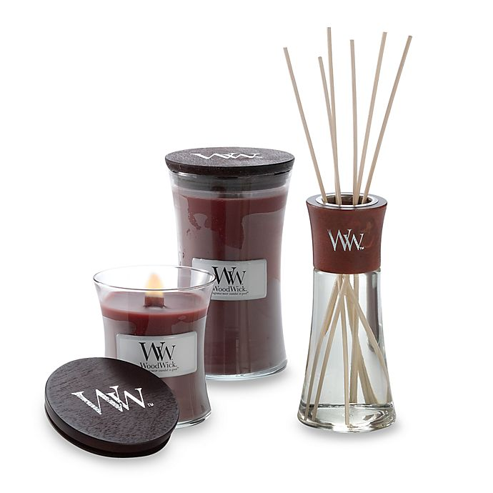 Alternate image 1 for WoodWick® Redwood Reed Diffuser