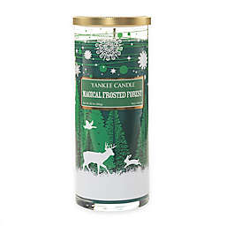 Yankee Candle® Magical Frosted Forest Pillar Candle