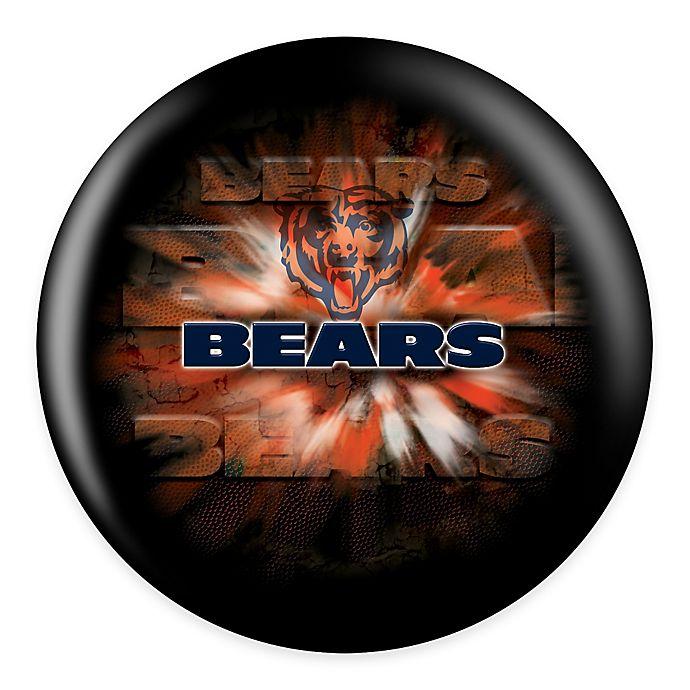 Alternate image 1 for NFL Chicago Bears 10 lb. Bowling Ball