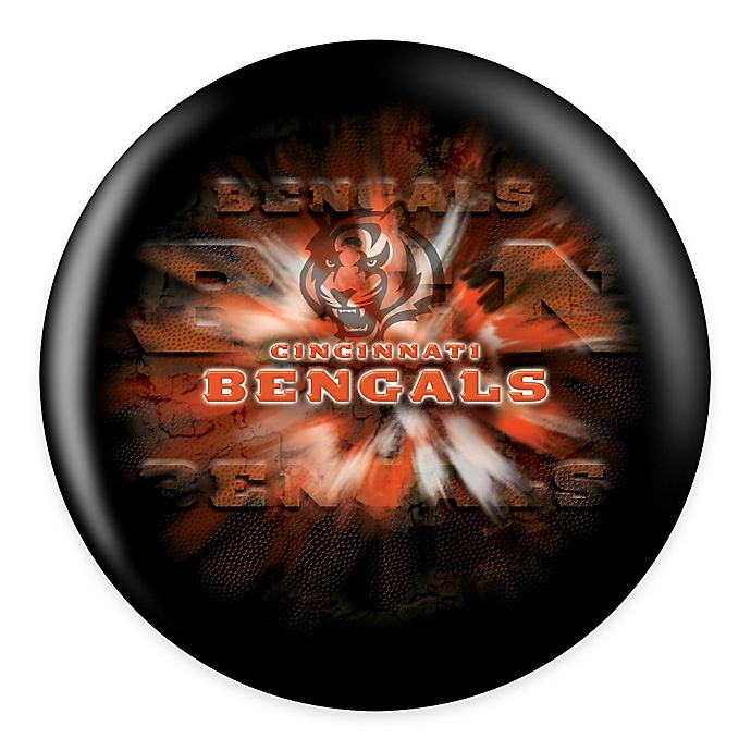 Alternate image 1 for NFL Cincinnati Bengals 12 lb. Bowling Ball