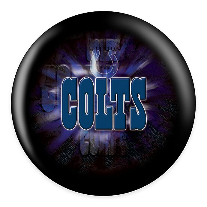Alternate image 1 for NFL Indianapolis Colts 12 lb. Bowling Ball
