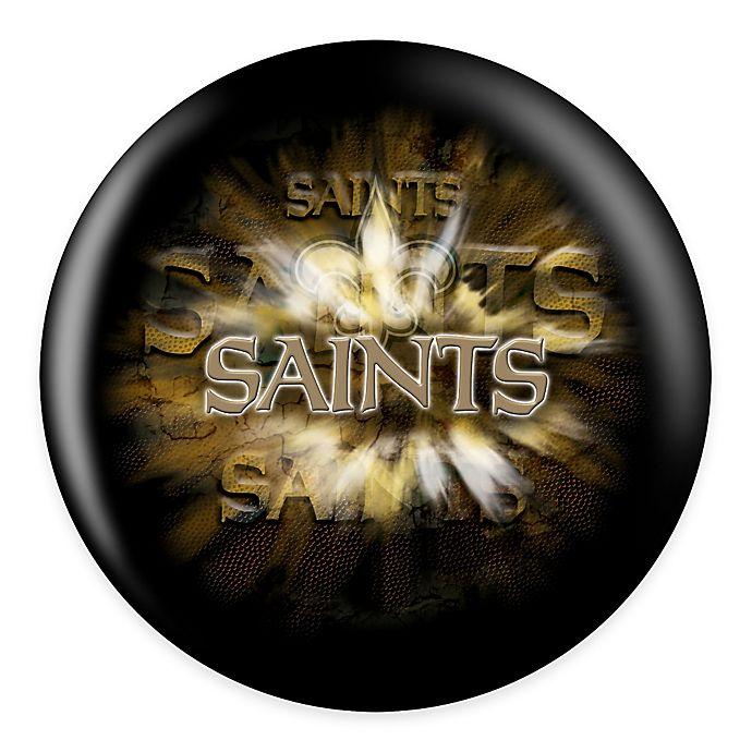 Alternate image 1 for NFL New Orleans Saints 12 lb. Bowling Ball