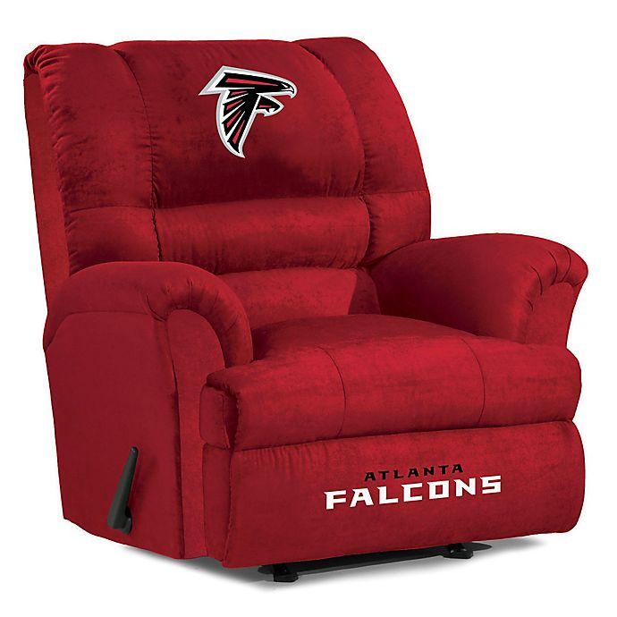 Alternate image 1 for NFL Atlanta Falcons Microfiber Big Daddy Recliner