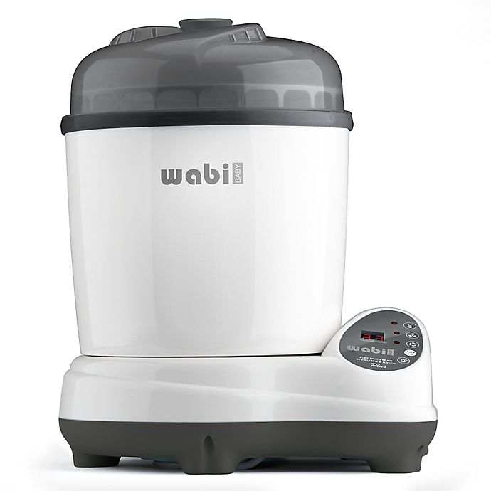 Alternate image 1 for Wabi Baby™ 3-in-1 Steam Sterilizer and Dryer Plus