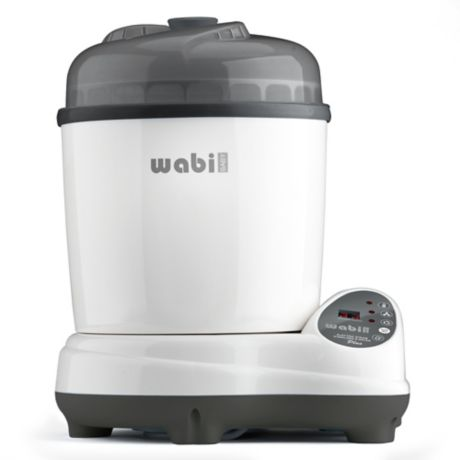 Wabi Baby 3-in-1 Steam Sterilizer and Dryer Plus
