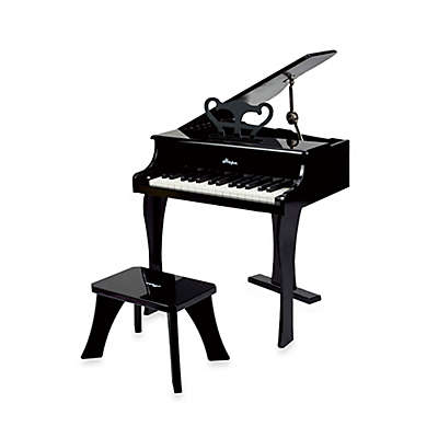 Hape Happy Grand Piano in Black