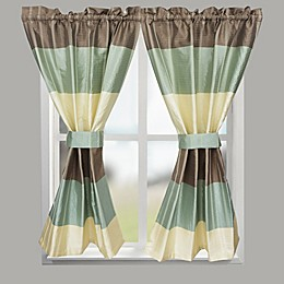 Croscill® Fairfax 64-Inch Rod Pocket Bath Window Curtain Panel