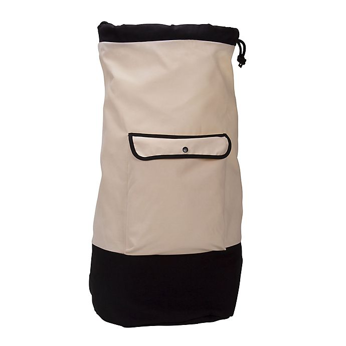 View A Larger Version Of This Product Image Click To Zoom Alternate 1 For Household Essentials Backpack Duffle Laundry Bag