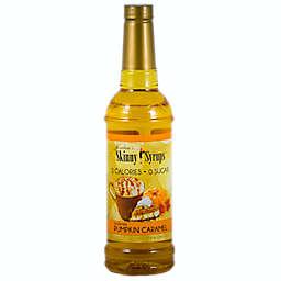 Jordan's Skinny Syrups® 750 mL Pumpkin Caramel Syrup