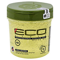 Eco Style 16 oz. Olive Oil Professional Max Hold 10 Styling Gel