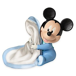 Precious Moments® Disney® Showcase Hugs and Cuddles Baby Mickey Figurine