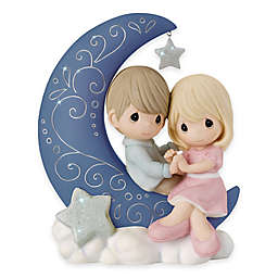 Precious Moments® I Love You to the Moon and Back Figurine