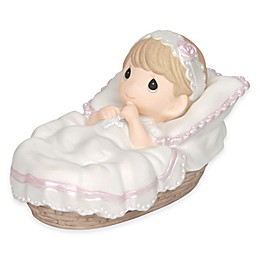 Precious Moments® Baby Girl Baptism Figurine