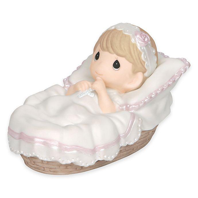 Precious Moments® Baby Girl Baptism Figurine   Bed Bath ...