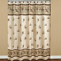 Pinehaven Shower Curtain