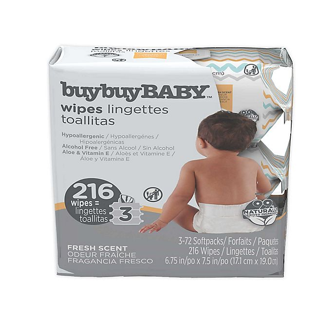 Alternate image 1 for buybuy BABY™ Wipes Collection