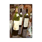 Wined and Dined Canvas Wall Art