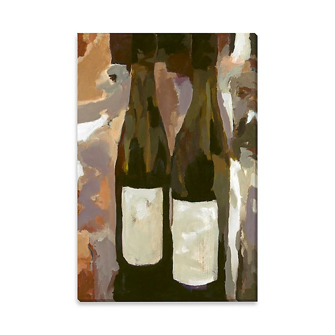 Alternate image 1 for Wined and Dined II Canvas Wall Art