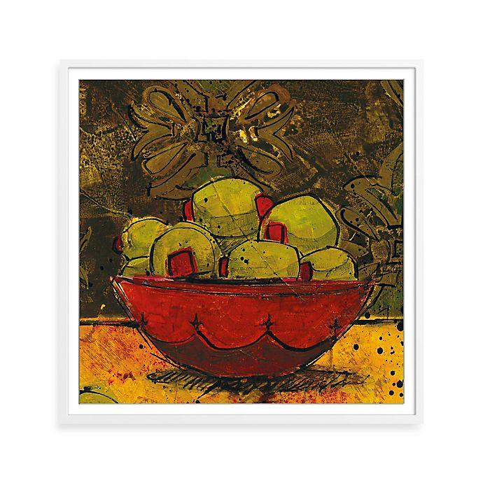 Alternate image 1 for Olivia Maxweller Manzanillas Framed Print Wall Art