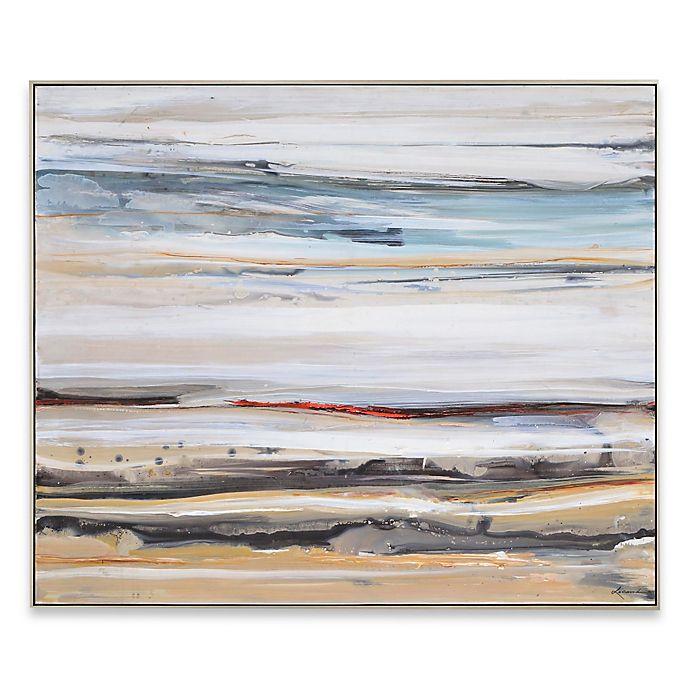 Alternate image 1 for Ren-Wil Desert Road 48-Inch x 40-Inch Canvas Wall Art