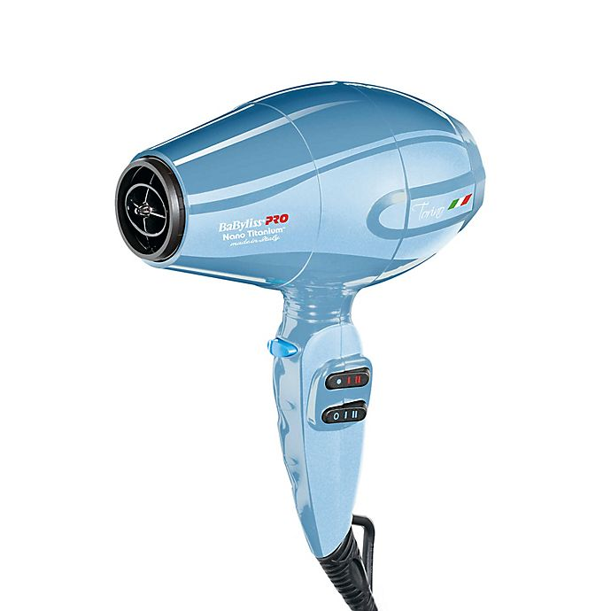 babyliss pro nano titanium hair dryer reviews