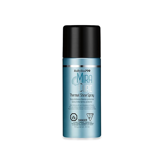 Alternate image 1 for BaBylissPRO MiraCurl® 4.4 oz. Thermal Shine Spray