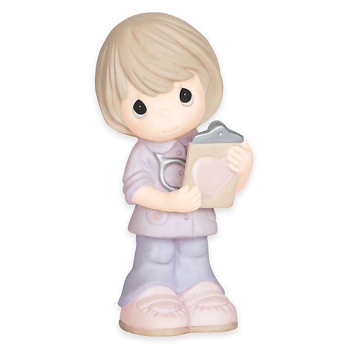 Alternate image 1 for Precious Moments® Heart of Gold Nurse Figurine