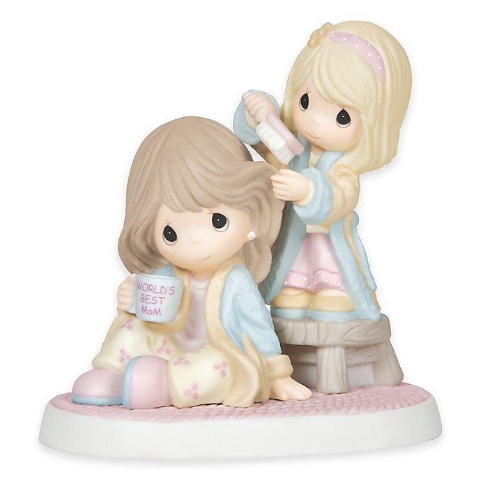 Alternate image 1 for Precious Moments® I Cherish Our Time Together Figurine