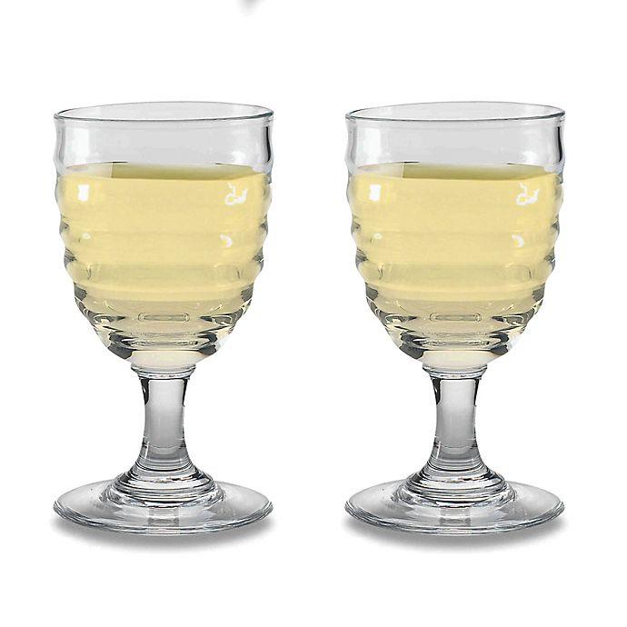 Alternate image 1 for Sophie Conran for Portmeirion® Wine Glasses (Set of 2)